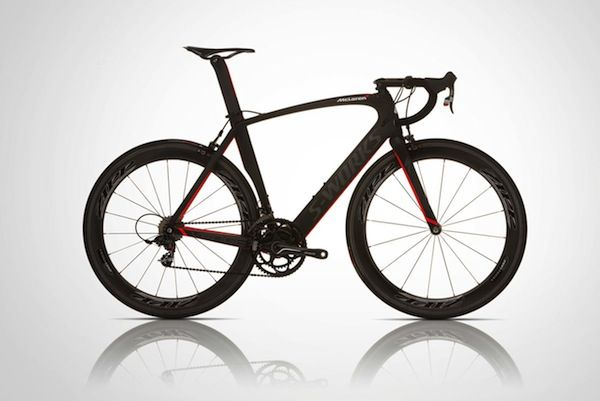 McLaren x Specialized S-Works Venge...