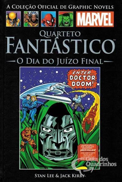 Coleção Oficial de Graphic Novels Marvel, A - Clássicos n° 5 - Salvat