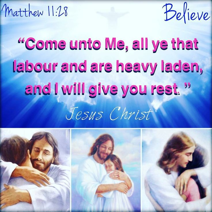 """""""Come unto Me, all ye that labour and are heavy laden, and I will give you rest."""" - Matthew 11:28 ✝️❤️✡️ #JESUSCHRIST #Forever  #God #Jesus #HolySpirit #Beautiful #prayer #Israel #Jerusalem #USA #amazing #hope #faith #love #Quotes #Inspiration #Spiritual #luxury #Business #Entrepreneur #wisdom #Success #Motivation #money #Spirituality #strength #bible #AreYouSaved?  Repent & Be Baptized"""