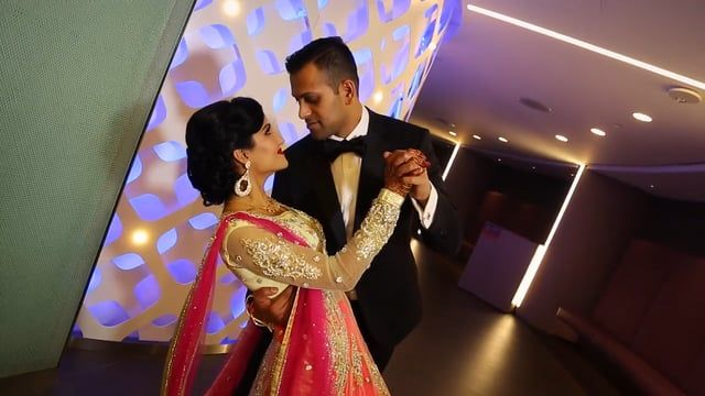 This Is The Wedding Highlight Of Sanam Vrishank By EpiqueCinema On Vimeo Home For High Quality Videos And People Who Love Them