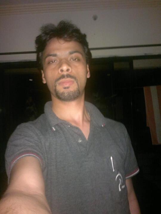 Vivek Srivastava from Mumbai, IndiaVivek Srivastava, Mumbai India, Earth Hour