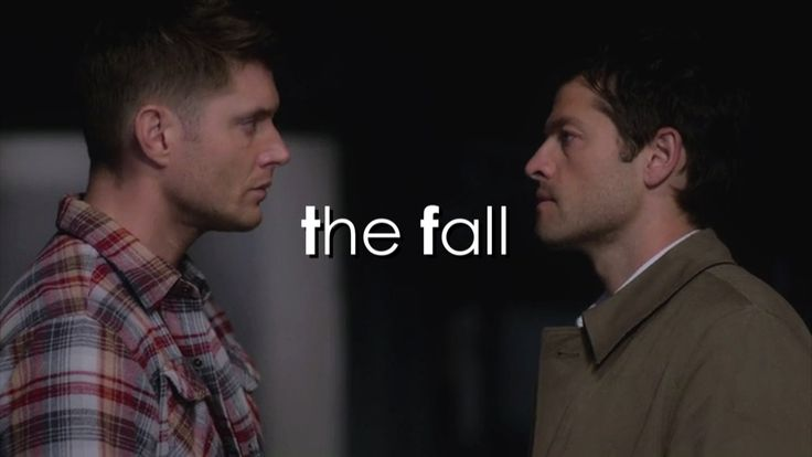 """""""The Fall""""   A Destiel Movie Trailer - Those of you who ship it, watch it NOW. This is the best thing ever."""