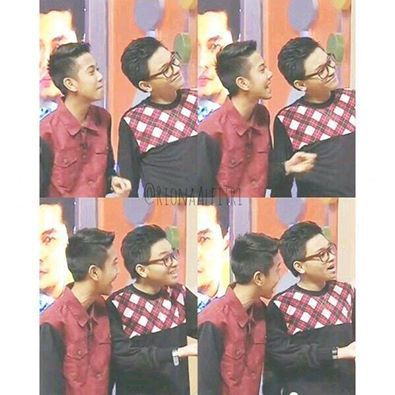 iqbaal and aldi