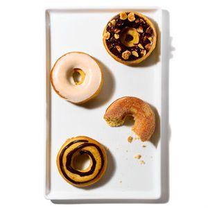 Baked Buttermilk Doughnuts Recipe - Health Mobile