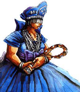 Para Aprender a Gostar de Ler: Lendas Africanas - Nanã, a velha feiticeira
