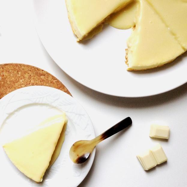 Cheesecake japonais : trois ingrédients à peine et voilà le cheesecake japonais déjà prêt....