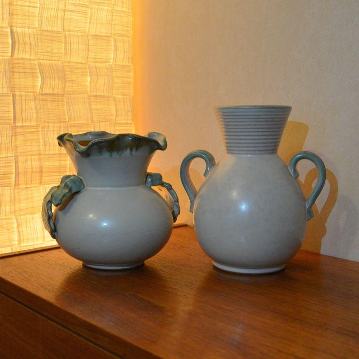 Probably Christer Heijl, Töreboda, Sweden  Pottery - Ceramics - scandinavia - Europe - vase