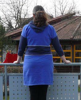 IsaLaBella: Me Made Mittwoch im Sweatkleid