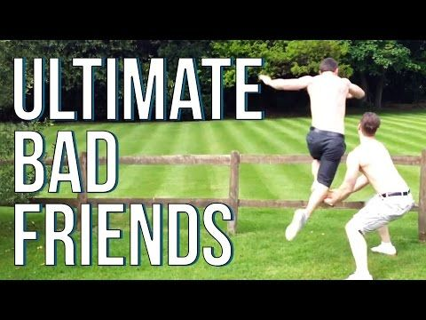 Ultimate Bad Friends Compilation || FailArmy - YouTube