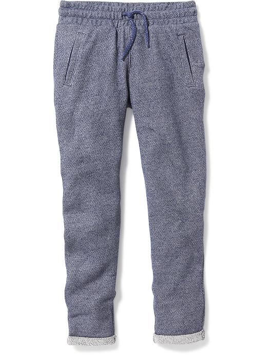 Old Navy | Skinny Rolled-Cuff Fleece Joggers