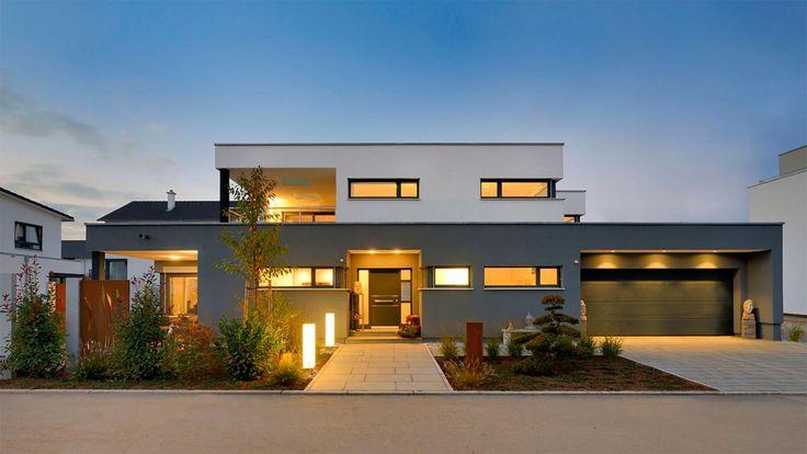 Bauhaus of the extra class | House Geyer | Prefabricated house WHITE   – Bauhaus