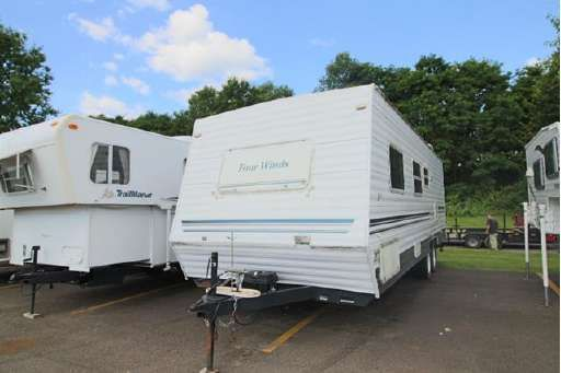 Check out this 2002 Fourwinds Fourwinds 27BHLF listing in Akron, OH 44312 on RVtrader.com. It is a Travel Trailer and is for sale at $3995.
