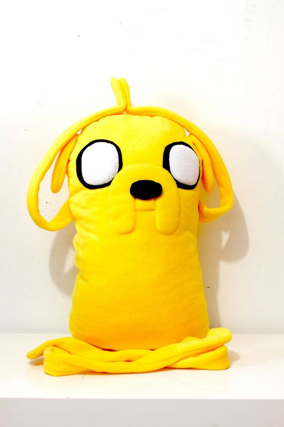 Jake the Dog Adventure time Finn and Jake Large от turturstore