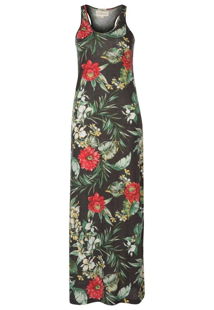 Denim & Supply Ralph Lauren - Maxi jurk - Zwart