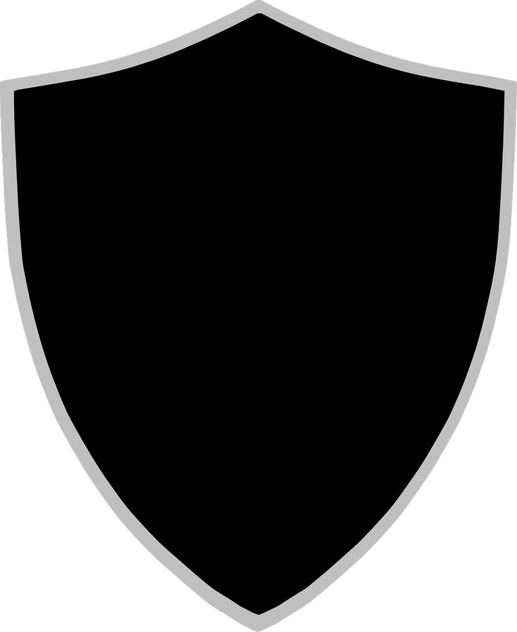 Shield Sign Protection Security