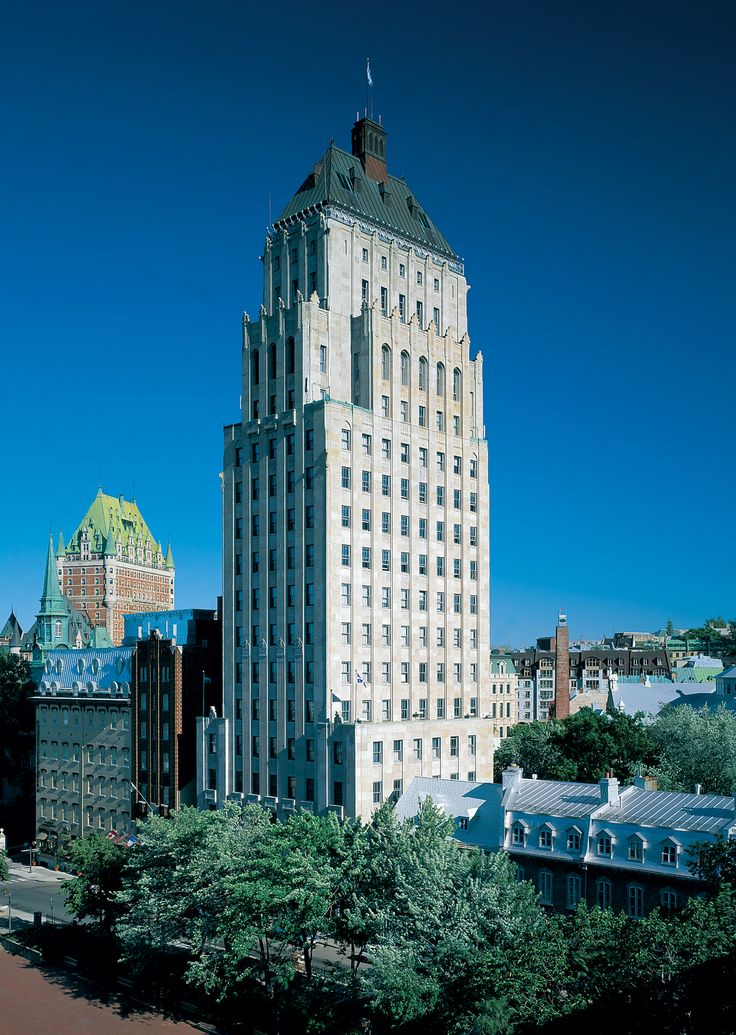 Edifice Price, Quebec