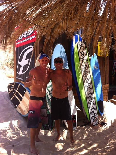 Almir Salazar legend - Nova Vaga Surfschool