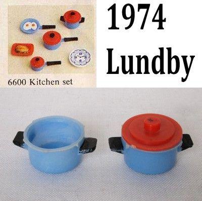 1974 Lundby Plastiktöpfe 2   Flickr - Photo Sharing!