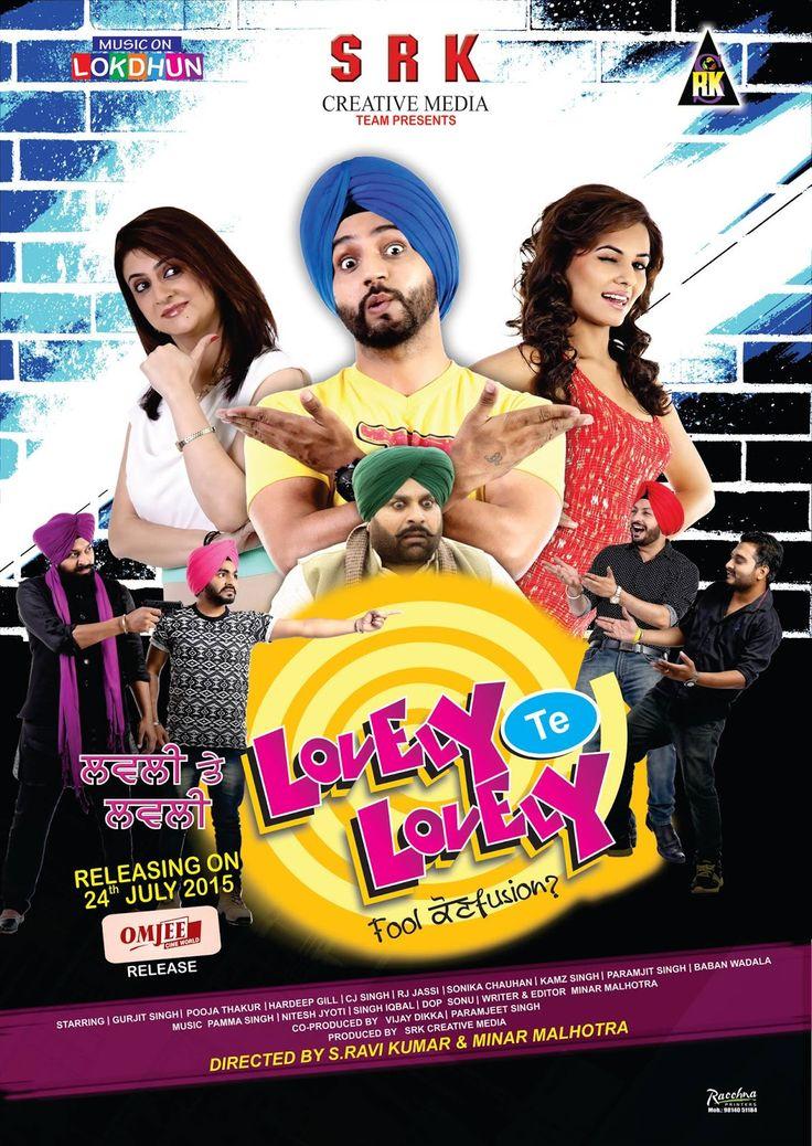 Lovely Te Lovely (2015) [Punjabi] DM -  Hardeep Gill, Gurjit Singh, Pooja Thakur