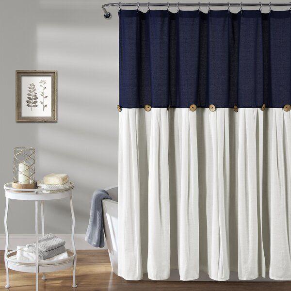 Beckham Single Shower Curtain Decor Ideas Lush Decor Curtains