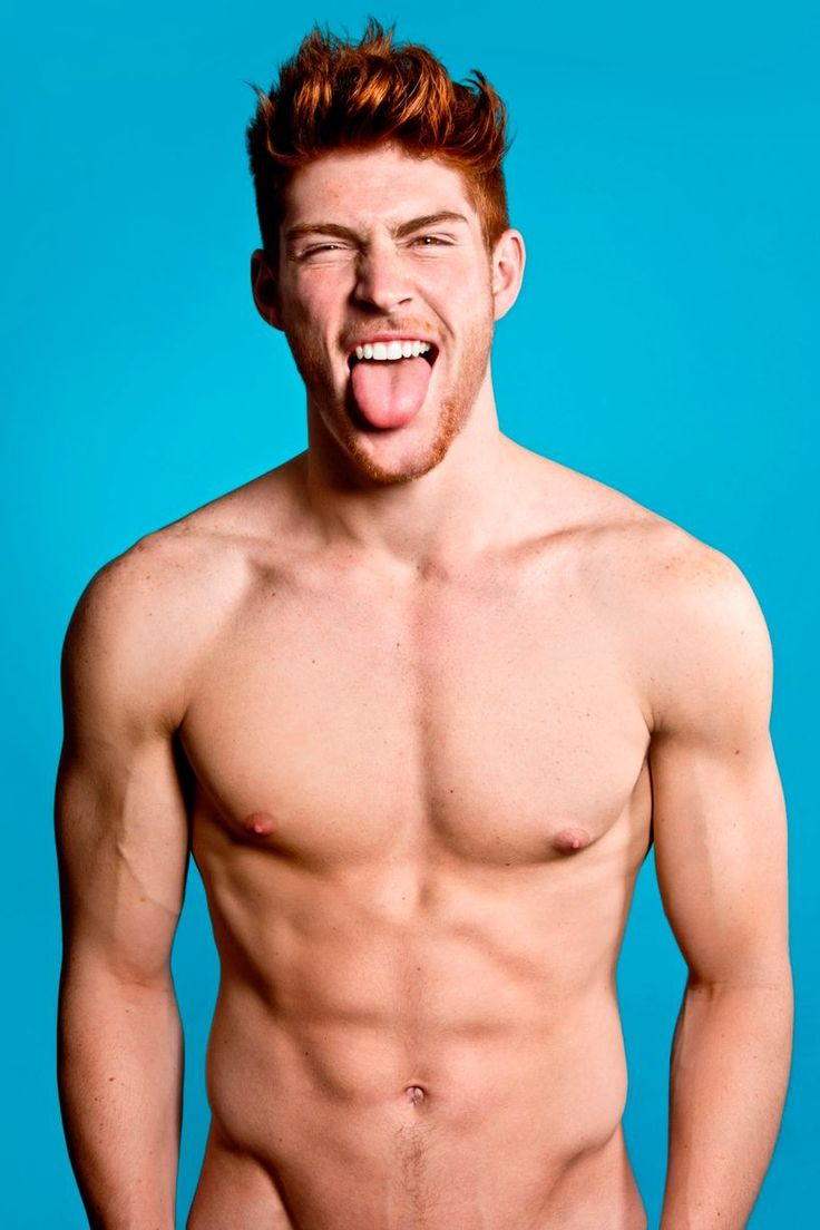 Think ginger men aren't sexy? These photos might change your mind - Mirror Online