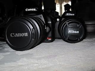 """Sunday, September 19, 2010  Day 293/365 """"Nikon or Canon?"""""""