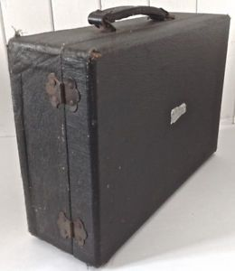 Antiquité 1940 Collection. Ancienne valise PICTUROL projector