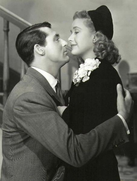Cary Grant - Arsenic and Old Lace (1944)with Priscilla Lane