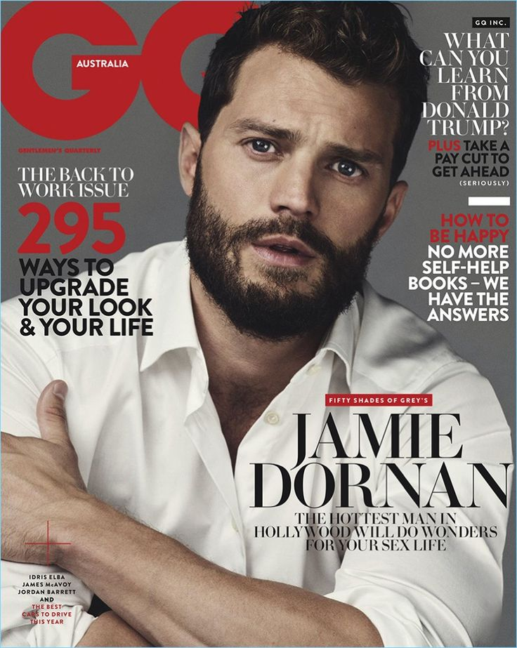 666 best fashion magazines celebs images on pinterest magazine jamie dornan covers gq australia reflects on fifty shades of grey fandeluxe