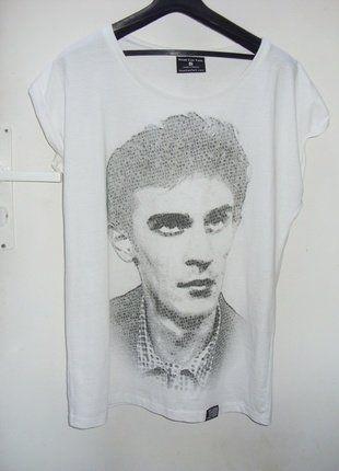 Kup mój przedmiot na #vintedpl http://www.vinted.pl/damska-odziez/koszulki-z-krotkim-rekawem-t-shirty/17032933-koszulka-andrzej-bursa-mam-w-dupie-male-miasteczka