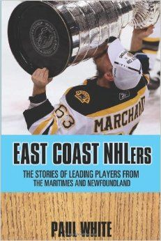 Only in the 1960s did NHL teams start to look for hockey talent east of Quebec. Then the stream of talented players started, culminating with the record-breaking achievements of Cole Harbour, Nova Scotia's Sidney Crosby. Here are the stories of a dozen NHL hockey players who learned the game in communities on Canada's East Coast. See here - http://amzn.to/1UFAnjR