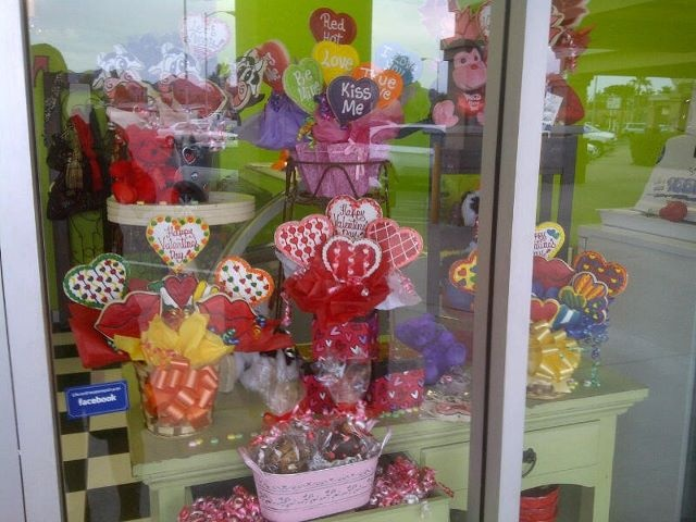 Happy Valentine's Day, From www.cookiesinbloom.com and www.hannahscaramelapples.com ! From, $6.50
