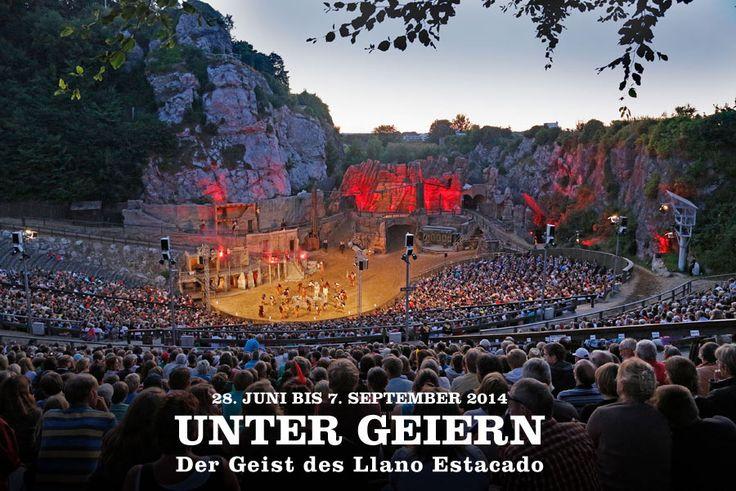 Karl May Festspiele, Bad Segeberg