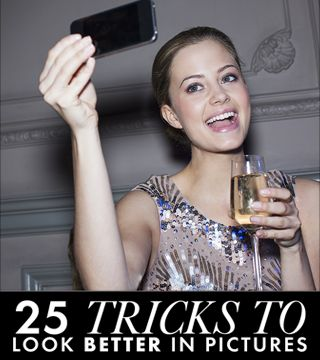 How to Be Photogenic: 25 Tricks That Make You Instantly More Gorgeous in Pictures - Daily Makeover