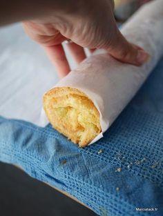 Fini les biscuits roulés raplapla ou ceux qui cassent lorsqu'on les roule. Avec cette recette, pas d'oeuf en neige et une génoise parfaite à tous les coups!