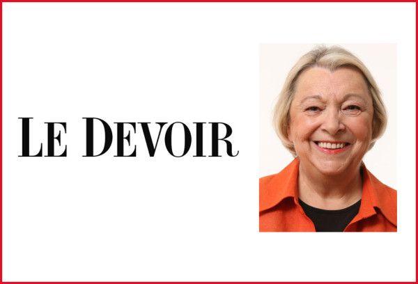 L'ex-ministre, animatrice télé et aujourd'hui chroniqueuse dans Le Devoir, Lise Payette, signe une excellente analyse au sujet du débat sur l'augmentation des droits de scolarité au Québec. Elle encourage les étudiants à former leur propre parti politique et affronter Jean Charest et ses candidats lors de la prochaine élection provinciale, élection que certains prévoient pour le 11 juin prochain. À lire!  http://www.ledevoir.com/politique/quebec/346826/la-ministre-se-mouille
