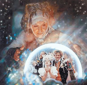 Madame Holle (Perinbaba) © Classic Slovak Christmas Film :-)