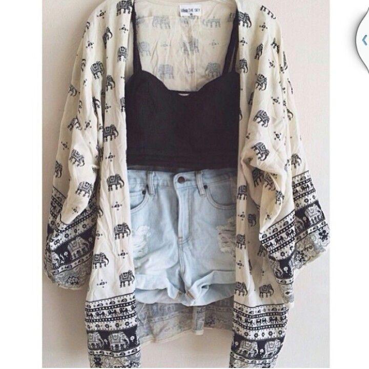 Beach outfit ; spring summer style 2014 ; teen fashion ; http://www.pinterest.com/vinkkiez/spring-summer-vibe/