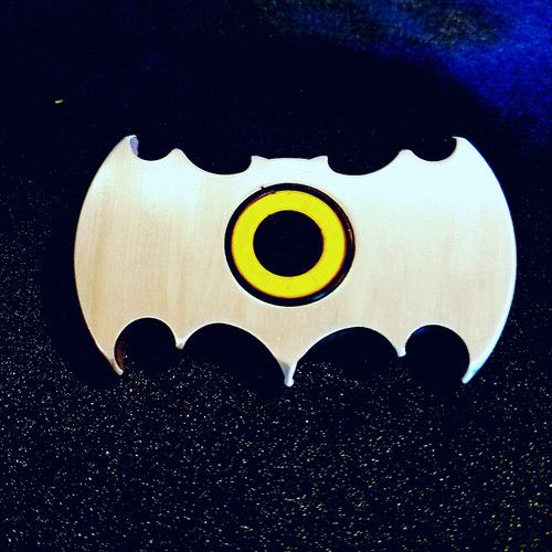 Batman fidget spinner!  Will not break! Cool gifts for kids!