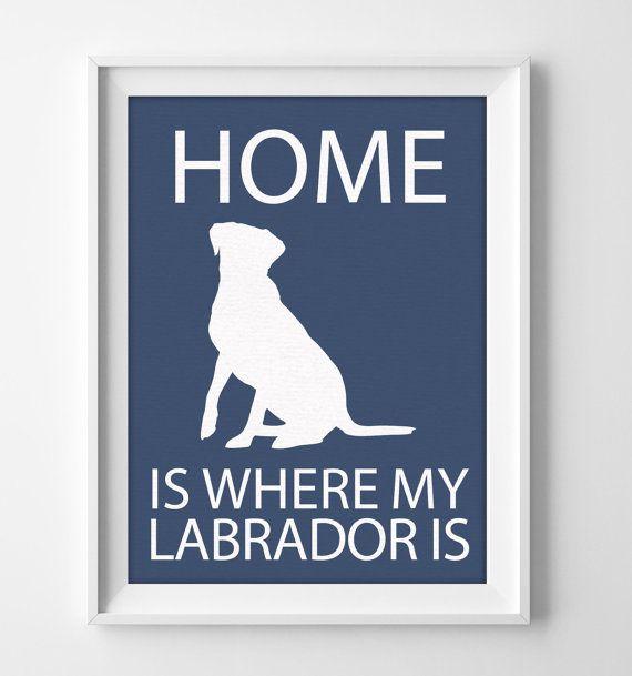"8x10"" Labrador Wall Art, Illustrated Dog Art, Black Lab Decor, Dog Breed Wall Art, Minimalist Pet Art, Yellow Lab Print, Chocolate Lab Art on Etsy, $8.00"