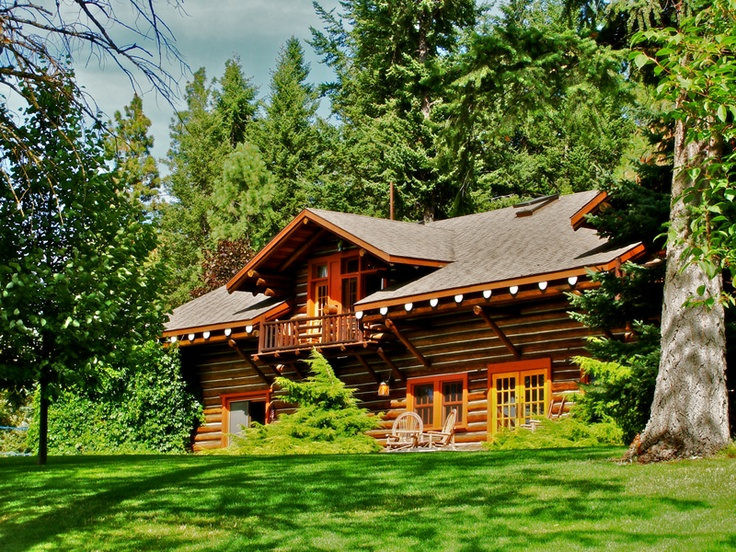 Flathead Lake Lodge, Bigfork, Montana, The best vacation I have ever taken.  The stories my family still tell about this place are evidence to how special a memory it is to me from my childhood...  One week of my life that I will treasure always.
