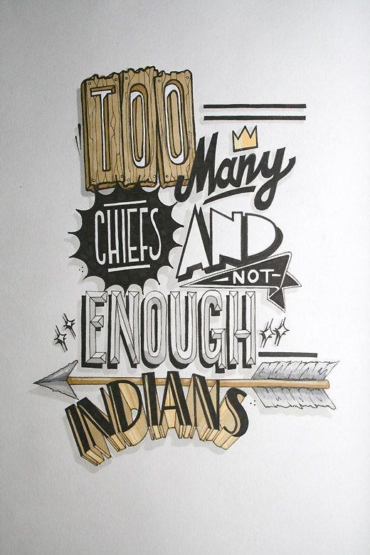Love the typography work ! :)