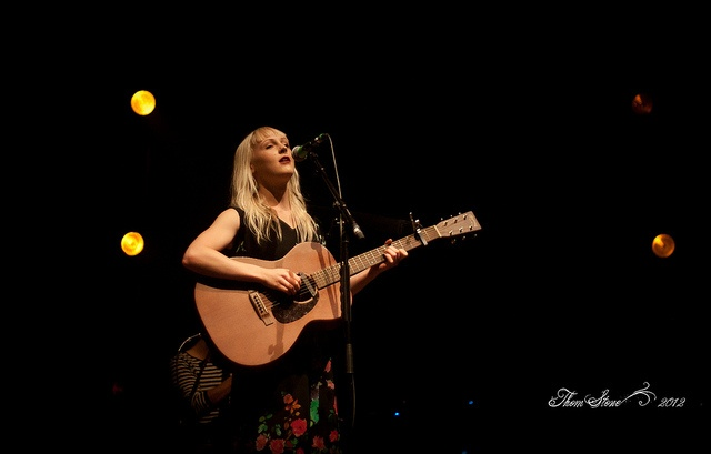 Faded Light - Laura Marling Nottingham 2012 by thom_stone23, via Flickr    one of my fave shots from Laura Marling gig in Nottingham in March. Doesn't seem to recieve as much attention as other shots but its one of my faves.