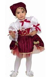 Kız Bebek Korsan Kostümü