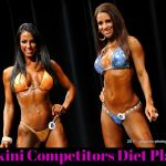 A Bikini Competitor's Diet Plan, just to see another fat burning, muscle retaining meal plan. Not competing.