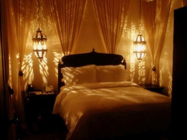 Romantic Bedroom Colors For Your Private Ambiance With Simple Design