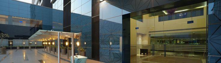 Reception at The Grand Bhagwati Surat Hotel