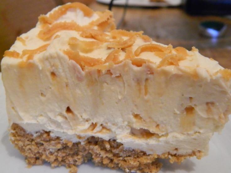 Orkney Fudge Cheesecake