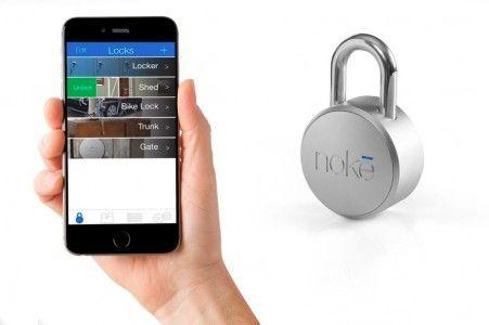 Noke Padlock: Bluetooth-Vorhängeschloss ab sofort in Deutschland verfügbar