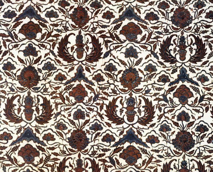 Batik, Java, Indonesia. 20th century. Cotton.